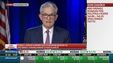 Powell'dan varlık alımlarına ilişkin 2022 hedefi