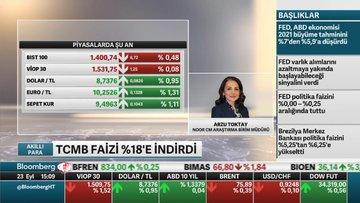 Arzu Toktay: BIST dolar/TL faiz indirimi sonrası tüm zamanların zirvesini gördü
