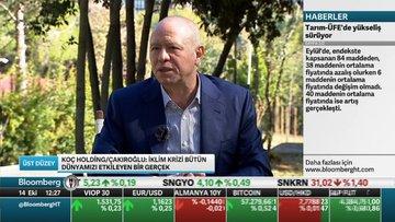 Koç Holding/Çakıroğlu: Tüm faaliyetlerin şeffaf biçimde raporlanması çok önemli