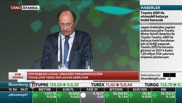 GPD Başkanı Aykaç: Yüksek ÜFE'nin TÜFE'ye yansımamasının en önemli sebebi zincir marketler