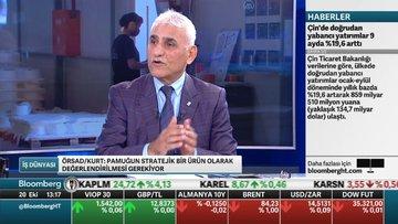 ÖRSAD/Fikri Kurt: Türkiye tekstil lokomotifiyken, bunu kaybedeceğimizden endişeliyim