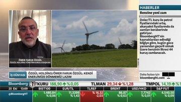 Özgül Holding/Özgül: Enerjide hammadeye para verdikçe bu krizleri yaşamaya devam edeceğiz
