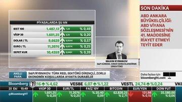 S&P: Türkiye'de toparlanma sürüyor ama belirsizlikler de devam ediyor