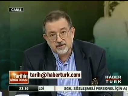 Dünyada ilk kez HABERTÜRK TV'de