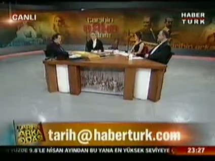 Sultan Vahideddin'in torunu Tarihin Arka Odası'nda 3