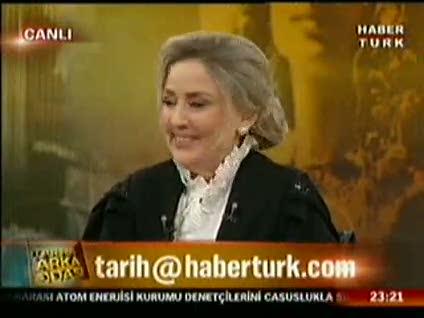 Sultan Vahideddin'in torunu Tarihin Arka Odası'nda 2