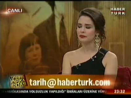 Sultan Vahideddin'in torunu Tarihin Arka Odası'nda 4