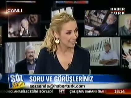 Fatma Şahin, Balçiçek İlter'e anlattı