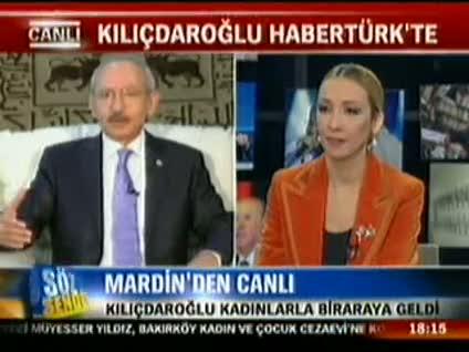 Kemal Kılıçdaroğlu Söz Sende'ye konuştu 2