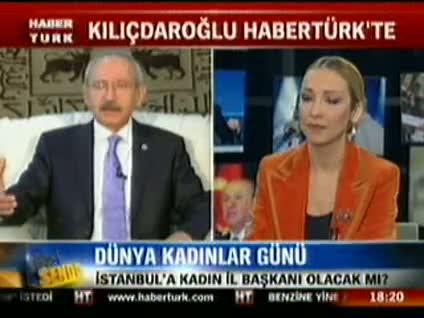 Kemal Kılıçdaroğlu Söz Sende'ye konuştu 3