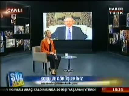 Kemal Kılıçdaroğlu Söz Sende'ye konuştu 5