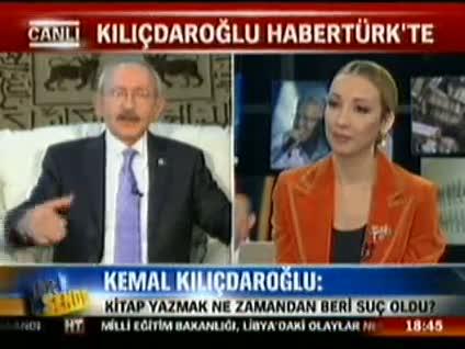 Kemal Kılıçdaroğlu Söz Sende'ye konuştu 7