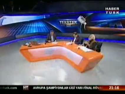 Mehmet Aksoy Teke tek Özel'de 1