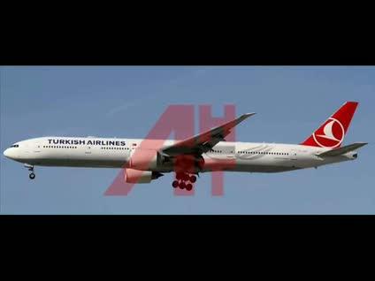 İşte THY uçaklarına gelen korsan anons