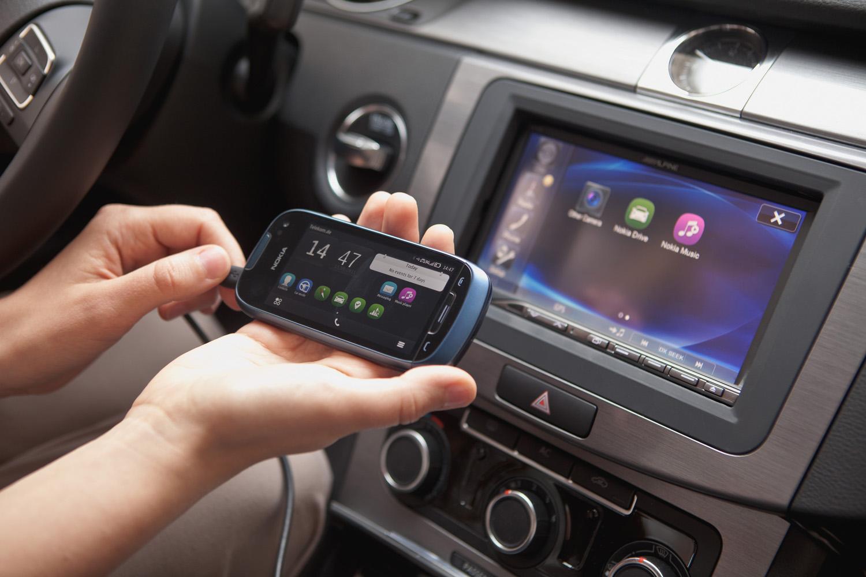 Nokia'nın yeni otomobil uygulaması