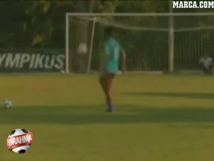 Şovun adı Ronaldinho!