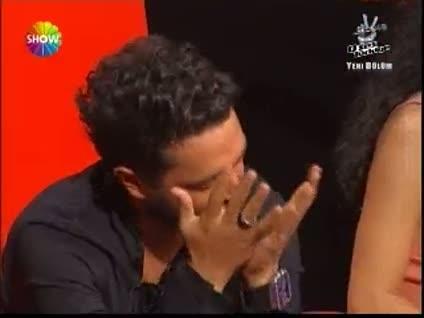 Murat Boz gözyaşlarına boğuldu!