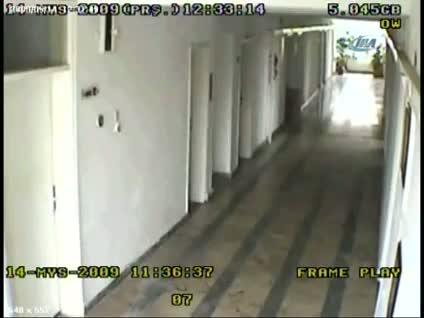 Cinayet kameralara böyle yansıdı