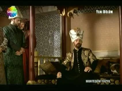 Sultan Süleyman'ın Fransa Kralı'na mektubu