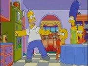 Simpsons ailesine İran'dan yasak geldi