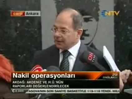 Sağlık Bakanı Recep Akdağ'dan nakil açıklaması -3