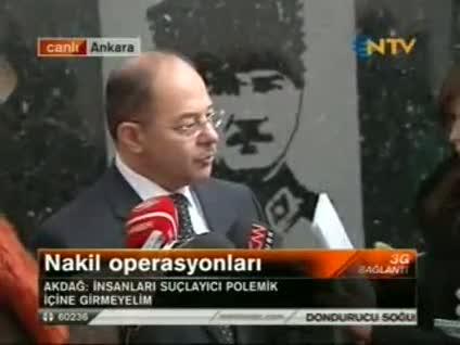 Sağlık Bakanı Recep Akdağ'dan nakil açıklaması -4