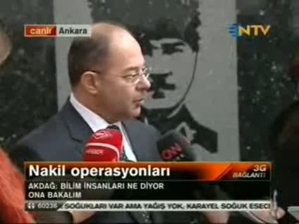 Sağlık Bakanı Recep Akdağ'dan nakil açıklaması -6