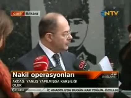 Sağlık Bakanı Recep Akdağ'dan nakil açıklaması -5