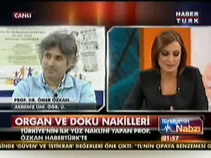 Prof. Ömer Özkan Türkiye'nin Nabzı'na konuştu