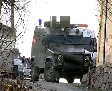 İstanbul'da KCK operasyonu