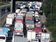 Trafikte kaos: 2. gün