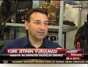 Türk jeti düştüğü yerden çıkarılabilir mi?