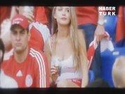 Euro 2012'nin en güzel kızları