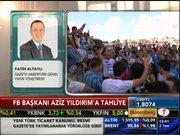 "Fatih Altaylı: ""Futbol Federasyonu istifa etmeli"""