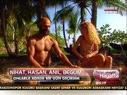 Nazenin Tokuşoğlu'nun Survivor macerası