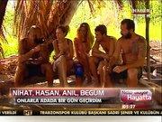 Nazenin Tokuşoğlu'nun Survivor macerası 2
