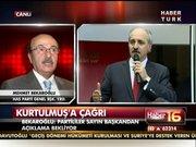 Bekaroğlu'ndan Numan Kurtulmuş'a çağrı