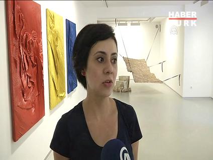 Kare Art Gallery'de  ''Transfer'' sergisi!