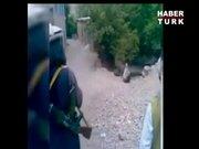 Afganistan'da zina yapan kadına infaz!