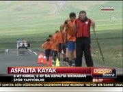 Asfaltta kayak