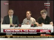 Türkiye'nin 4. yüz nakli! (Açıklama 1)