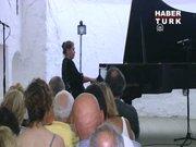 Rus piyanist Lilya Zilberstein, konser verdi