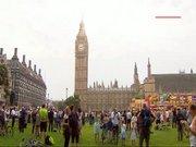 Big Ben 40 kez çalındı
