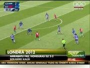2012 Londra Olimpiyatları'nda muhteşem goller!