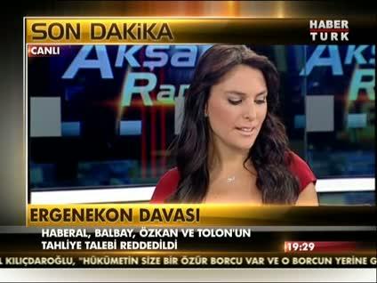 Ergenekon'da tahliye yok