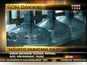 Sağlıksız su firmaları açıklandı!