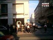PKK yandaşları, THY bürosunu bastı!