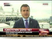 2020 Olimpiyatları'nda Türkiye'nin şansı ne?