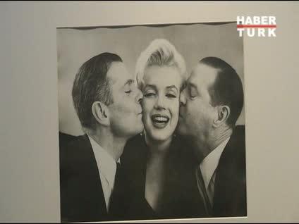 Monroe'nun bilinmeyen fotoğrafları!