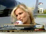 Lisa Şener'in Habertürk'e verdiği röportaj!